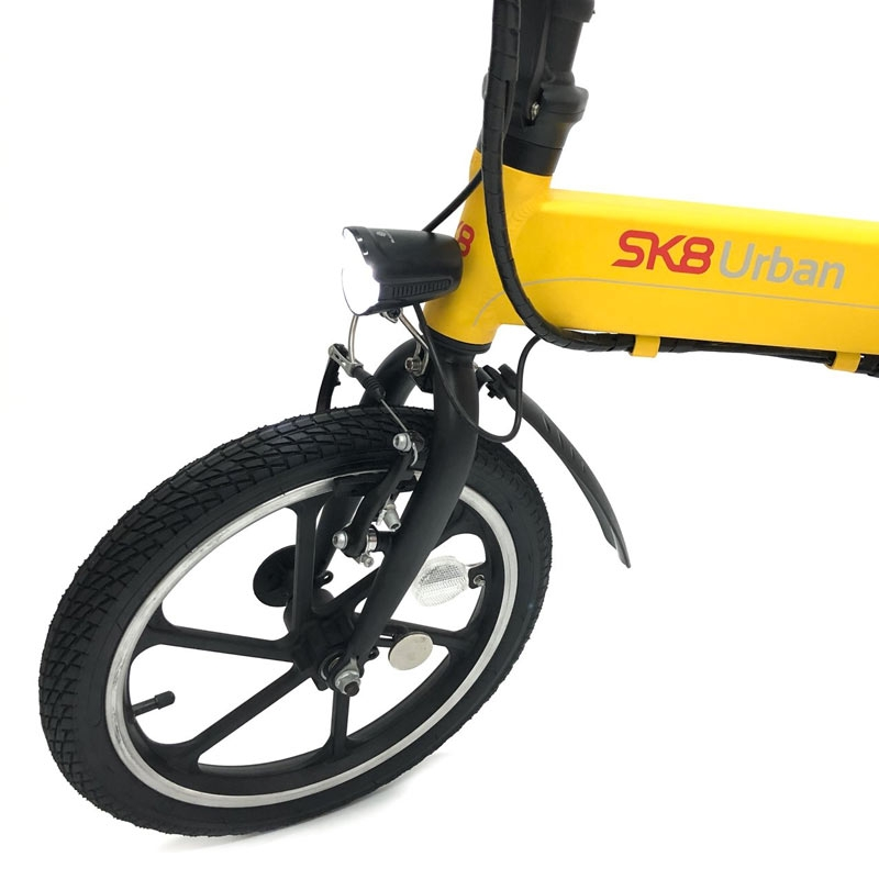 ELECTRIC BYCICLE SK8 URBAN BEETLE